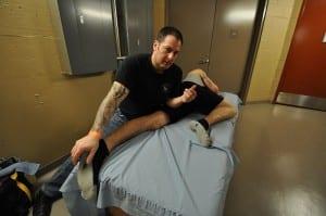 Deep Tissue Massage Therapy