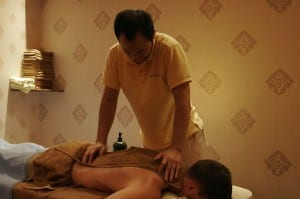 Soft Tissue Release Massage